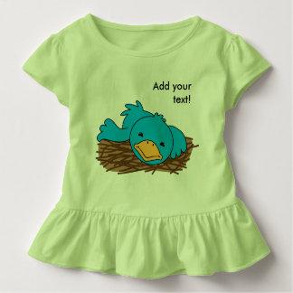 Nicht so Frühaufsteher Kleinkind T-shirt
