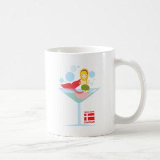 nicht-so-kleine Meerjungfrau Kaffeetasse