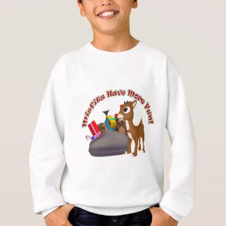 Nichtpassen hat mehr Spaß Sweatshirt