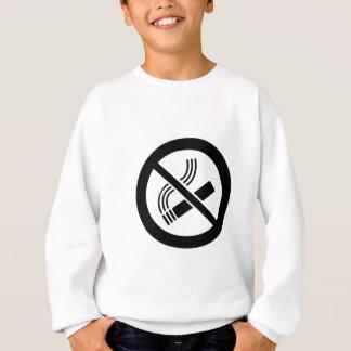 Nichtraucher Sweatshirt