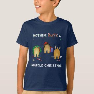 Nichts Hintern ein Norfolk-Weihnachten T-Shirt