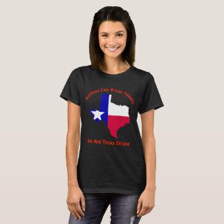 Nichts kann starkes Texas brechen Texans T-Shirt