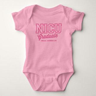 NICU graduiertes einteiliges Baby Strampler