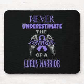 Nie… Lupus-Krieger Mauspad