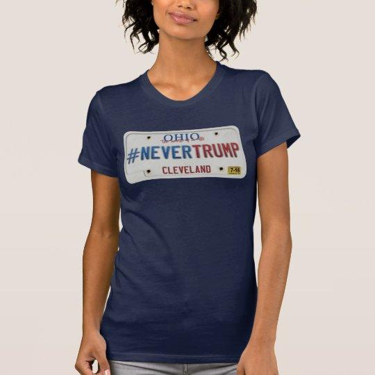 Nie Trumpf - Cleveland, OH- (die VERSION der T-Shirt