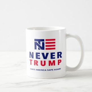 """""""NIE TRUMPF: STELLEN SIE AMERIKA-SAFE WIEDER HER! KAFFEETASSE"""