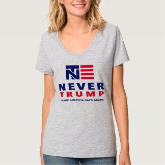 """""""NIE TRUMPF: STELLEN SIE AMERIKA-SAFE WIEDER HER! T-Shirt"""