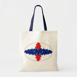 Niederländische Gnarly Flaggen-Tasche Antillen