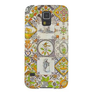 Niederländische Keramik-Fliesen Galaxy S5 Cover