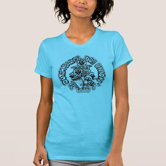 Niederländische Lastkahn-HundeGewerkschaft T-Shirt
