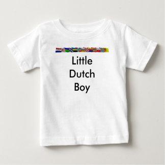 Niederländische nationale und provinzielle Flaggen Baby T-shirt