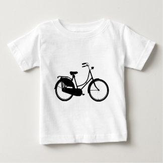 Niederländisches Fahrrad - helle Farben Baby T-shirt