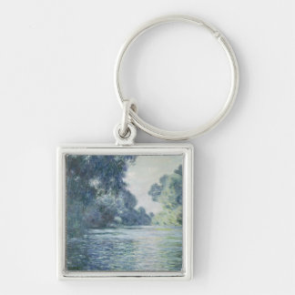 Niederlassung Claude Monets | der Seines nahe Schlüsselanhänger