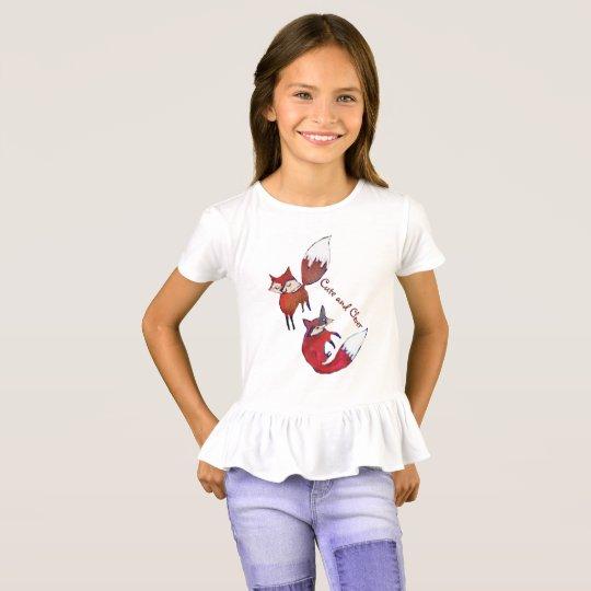 Niedlich und klug T-Shirt