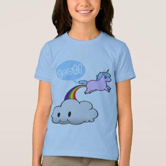 Niedlich! Unicorn-Furz… Toot! T-Shirt