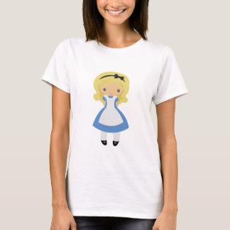 Niedliche Alice im Wunderland KRW T-Shirt