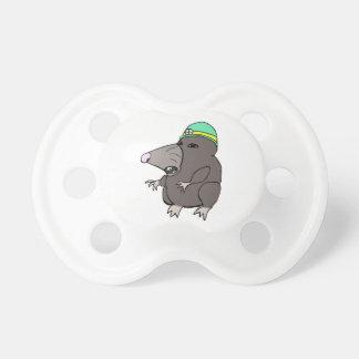 Niedliche Anime-Mole Schnuller