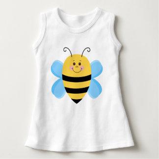 Niedliche Baby-Biene Kleid