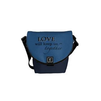 Niedliche Baby-Jungen-blaue Windel-Tasche Kurier Taschen