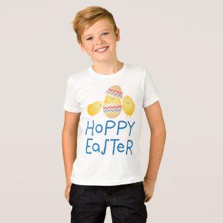 Niedliche Baby-Küken-Ostern-Shirts für Jungen T-Shirt