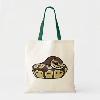 Niedliche Ball-Pythonschlange-Haustier-Schlange, Tragetasche