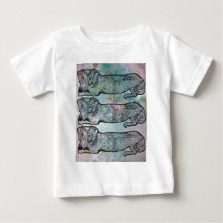Niedliche Dackel Baby T-shirt