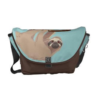 Niedliche Drei-Toed Sloth-Botetasche Kuriertaschen