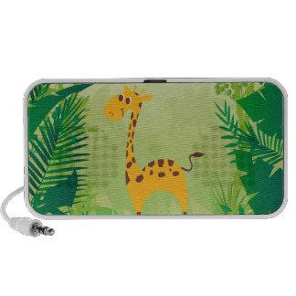 Niedliche Giraffe Speaker