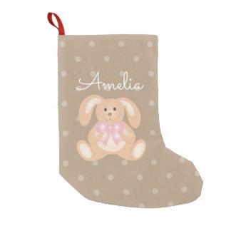 Niedliche Girly süße entzückende Kleiner Weihnachtsstrumpf