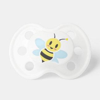 Niedliche Honigbiene Schnuller