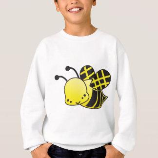 niedliche Honigbiene Sweatshirt