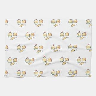 Niedliche Imbisse - Tee-Tuch Küchentuch