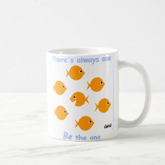 Niedliche Inspirational motivierend Cartoon-Kaffee Teetasse