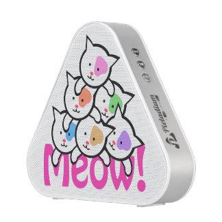 Niedliche Katze (MeowMeow) Bluetooth Lautsprecher