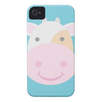 Niedliche Kuh Case-Mate iPhone 4 Hülle