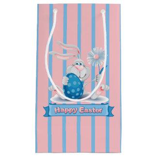 Niedliche Osterhasen-Geschenk-Tasche - klein, Kleine Geschenktüte