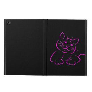 Niedliche rosa Kitty-Katze