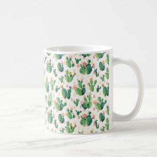 Niedliche saftige reizende Kaktus-Tasse Kaffeetasse
