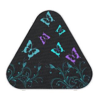 Niedliche Schmetterlings-Dreieck-Lautsprecher Bluetooth Lautsprecher