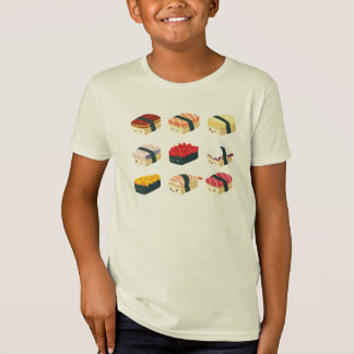 Niedliche Sushi T-Shirt