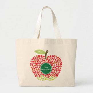 Niedliche Tasche Apples Nicht-GMO