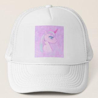 niedliche Unicorn Kappe