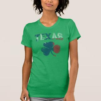 Niedliche Vintage irische Flagge von T-Shirt