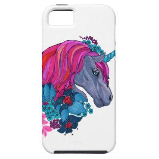 Niedliche violette magische iPhone 5 schutzhülle