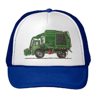 Niedlicher Abfall-LKW-Abfall-LKW Kult Mützen