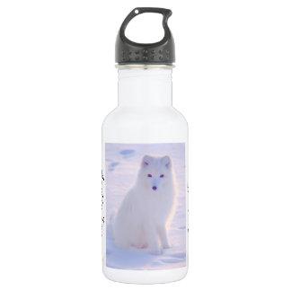 Niedlicher arktischer edelstahlflasche