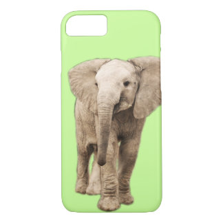 Niedlicher Baby-Elefant iPhone 7 Hülle