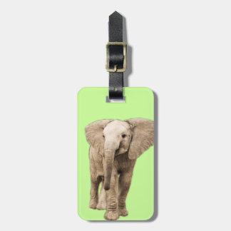 Niedlicher Baby-Elefant Kofferanhänger