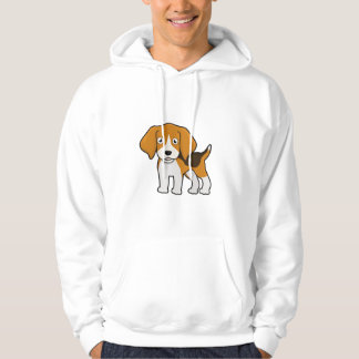 Niedlicher Beagle Hoodie