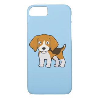 Niedlicher Beagle iPhone 7 Hülle